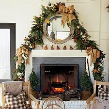 the domestic curator 55 inspired mantels for thanksgiving