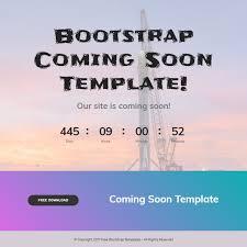 35 beautiful free bootstrap templates 2017