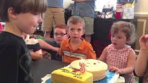 caillou birthday cake s 3rd caillou birthday cake