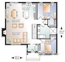 ranch floor plans open concept modern ranch open floor plans home deco plans