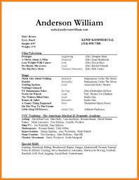 sample curriculum vitae for employment free samples examples