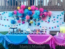 gender reveal party decorations easy blue frozen punch for any party