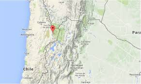 Google Maps Buenos Aires Sciency Thoughts Eruption On Mount Lascar Northern Chile