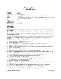 examples of job descriptions for resumes dietary job description resume best format download examples of dietary aide job description for resume samplebusinessresume inside job description for home health