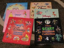 Disney Scary Storybook Collection Disney Free Lot 6 Hardback Childrens Disney S Storybook Collections