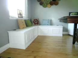 Corner Storage Bench Corner Seating With Storage Image Of Built Corner Bench Table With