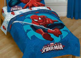 Marvel Baby Bedding Bedding Set Charming Marvel Spiderman Toddler Bedding Set