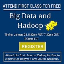big data class free online data science with python