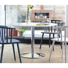 Gloss Dining Tables Palermo Gloss Dining Table Medium White Dwell