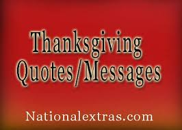 thanksgiving quotes messages 2017 2018 article