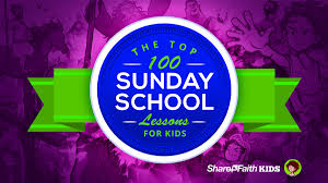 top 52 sunday lessons for kids ministry u0026 vbs