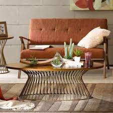 ink ivy blaze brown triangle wood side table ink and ivy coffee console sofa end tables for less overstock com