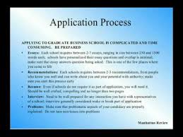 Mba Resume Review Mba Admissions Application Resume Manhattan Review Admissions