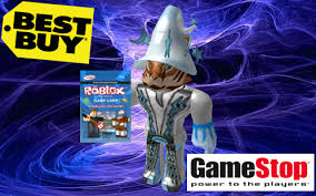 roblox cards now available at best buy and gamestop roblox