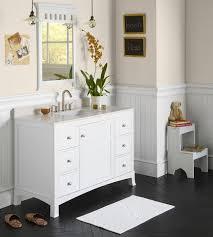 Dresser Style Bathroom Vanity by Contemporary Cottage Style Bathroom Vanities From Ronbow