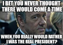 Frank Underwood Meme - image tagged in frank underwood how to get to sesame street imgflip