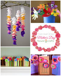 mother u0027s day flower crafts