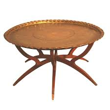 marvelous round brass coffee table coffee table round brass coffee