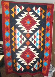 southwestern designs southwestern style quilts navajo blanket style quilt pattern