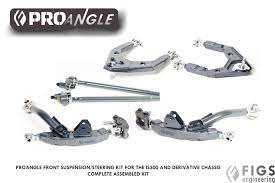 lexus sc430 aftermarket accessories figs gs sc430 proangle steering kit