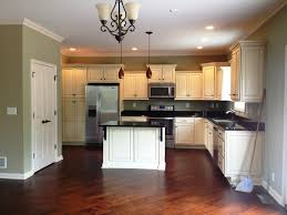 Stylish Cream Colored Kitchen Cabinets All Home Decorations - Kitchen backsplash ideas with cream cabinets