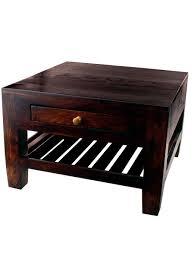 Wohnzimmertisch Klein Rund Uzès Couchtisch Klein 2 Schubladen Möbel Tische