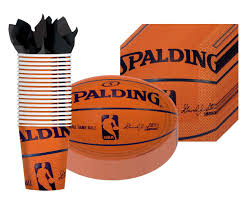 basketball party supplies diy basketball birthday party well done stuff