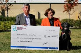 Charities For The Blind About Our Integrated Property Group Pindan