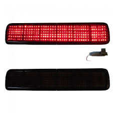led tail light conversion led shelby style sequential tail light conversion 1967 1968 black