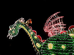 disney world light parade free images night vacation colorful christmas decoration font