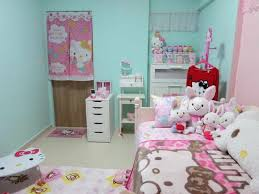 Hello Kitty Wall Mirror 20 Hello Kitty Bedroom Decor Ideas To Make Your Bedroom More Cute