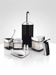 Designer Bathroom Accessories Magnificent Designer Bathroom Accessories And Bathroom Black And