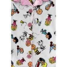 peanuts toddler pajamas