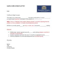 Request Letter Employment Certification Sle Certification Letter Of Previous Employment 18 Images