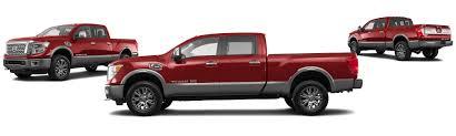 nissan truck titan red 2017 nissan titan xd 4x4 platinum reserve 4dr crew cab diesel