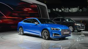 2018 audi s5 sportback debuts in l a ahead of u s launch