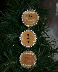gingerbread man christmas ornament by havendawndesigns on etsy