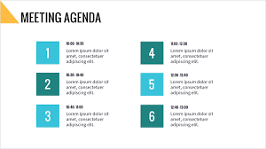 Non Profit Meeting Agenda Template by 20 Beautiful Presentation Themes For Business Marketing