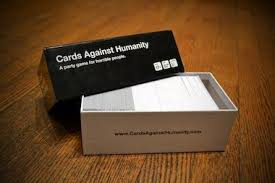 cards against humanity for sale cards against humanity s black friday joke sale charged 6 for cow
