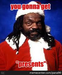 Black Christmas Meme - merry black christmas by pana90 meme center