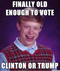 Old Cell Phone Meme - memes that perfectly describe election day her cus