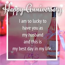 Wedding Anniversary Wishes For Husband Wedding Anniversary Wishes For Your Husband In Images