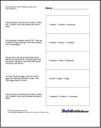 Free Math Facts Worksheets Easy Math Worksheets Chapter 1 Worksheet Mogenk Paper Works