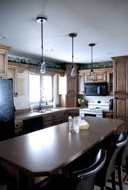 Building Custom Kitchen Cabinets How To Build Open Shelving Above Cabinets For Custom Look