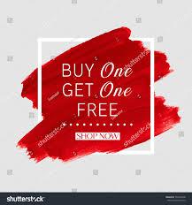 buy 1 get 1 free sale stock vector 732416368 shutterstock