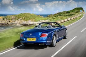 bentley continental convertible 2015 bentley continental gt speed first drive motor trend