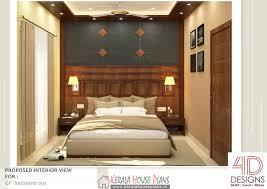 double floor kerala house design with interior photos kerala