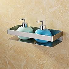 amazon com kes bathroom shelf shower shelf basket 12 inch