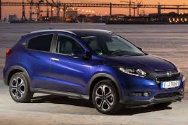 all new honda hr v boasts low running costs carbuyer