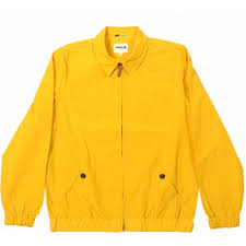 light summer jacket mens santana jacket sunshine yellow 77 liked on polyvore featuring